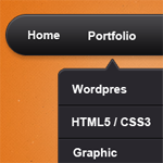 How to Create a Sleek Navigation Bar in Photoshop