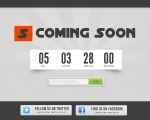 Create a Coming Soon Page with Countdown Timer