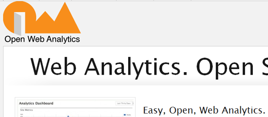 12WebAnalytics 11 OpenWebAnalytics 5 Great Alternatives to Google Analytics