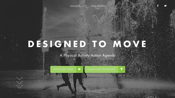 FlatWebDesign 14 20+ Flat Designs Website Collection