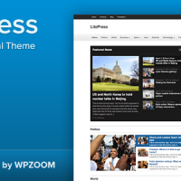 20+ Top Responsive WordPress Magazine Themes