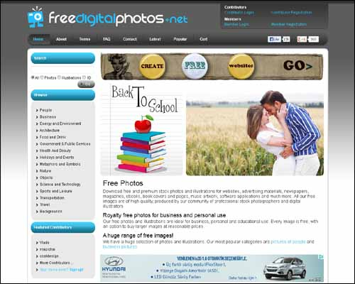 freedigitalphotos 30+ Free Royalty Stock Photos Websites