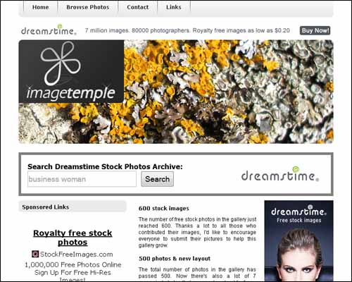 imagetemple 30+ Free Royalty Stock Photos Websites