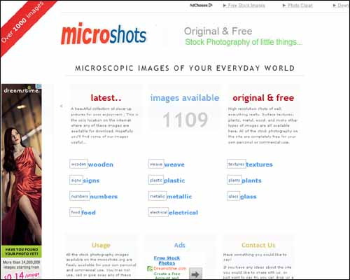 microshots 30+ Free Royalty Stock Photos Websites