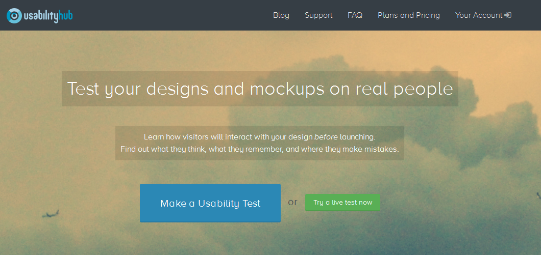 How to Get Web Usability Testing from your Designs How to Get Website Usability Testing from your Designs